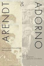 Arendt and Adorno