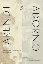 Arendt and Adorno af Lars Rensmann