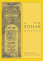The Zohar (ZOHAR PRITZKER EDITION, nr. 7)