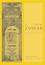 The Zohar (ZOHAR PRITZKER EDITION, nr. 9)