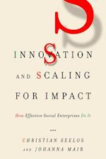 Innovation and Scaling for Impact