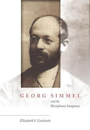 Bog, hardback Georg Simmel and the Disciplinary Imaginary af Elizabeth Goodstein
