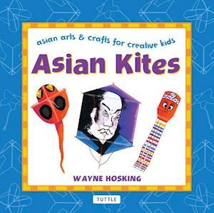 Bog, hardback Asian Kites af Wayne Hosking