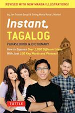 Instant Tagalog (Instant Phrasebook Series)
