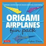 Origami Fun Pack af Andrew Dewar