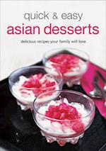 Quick & Easy Asian Desserts (Learn to Cook)