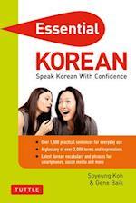 Essential Korean (Essential Phrase Bk)