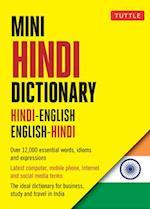 Tuttle Mini Hindi Dictionary (Tuttle Mini Dictionaries)