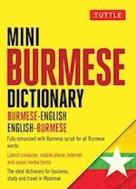 Tuttle Mini Burmese Dictionary (Tuttle Mini Dictionaries)