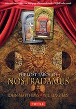 The Lost Tarot of Nostradamus af John Matthews