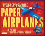 High Performance Paper Airplanes af Andrew Dewar