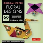 Origami Paper Floral Designs