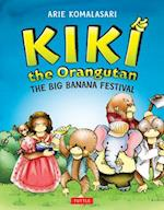 Kiki the Orangutan af Arie Komalasari