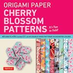 Origami Paper Cherry Blossom Patterns (Large)
