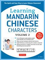 Learning Mandarin Chinese Characters (nr. 2)