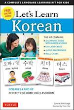 Let's Learn Korean Kit