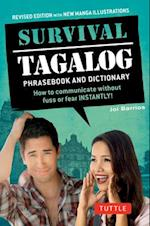 Survival Tagalog Phrasebook and Dictionary (SURVIVAL)