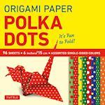 Origami Paper - Polka Dots 6