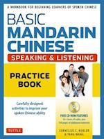 Basic Mandarin Chinese Speaking & Listening Practice Book
