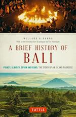 Brief History of Bali