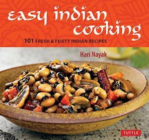 Bog, hardback Easy Indian Cooking af Hari Nayak