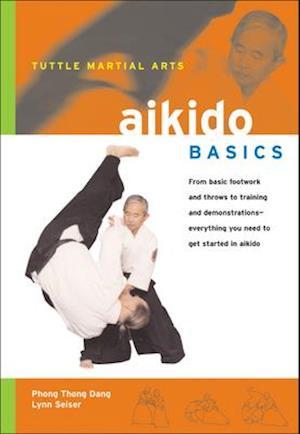 Bog, paperback Aikido Basics af Phong Thong Dang
