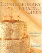 Contemporary Wedding Cakes
