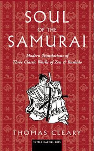Bog, hardback Soul of the Samurai af Thomas Cleary