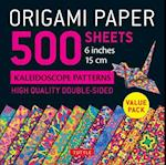 Origami Paper - 500 Sheets Kaleidoscope Patterns- 6