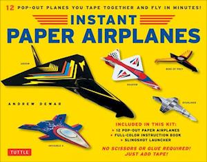 Instant Paper Airplanes for Kids