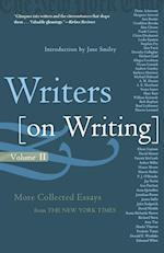 Writers on Writing (Writers on Writing Times Books Paperback, nr. 2)