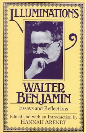 Bog, paperback Illuminations af Walter Benjamin, Hannah Arendt