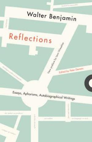 Bog, paperback Reflections af Peter Demetz, Walter Benjamin