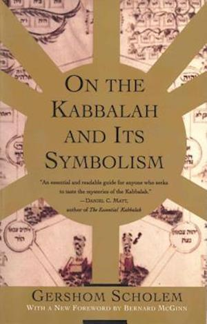 Bog, paperback On the Kabbalah and Its Symbolism af Gershom Scholem
