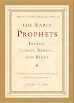 The Early Prophets (The Schocken Bible, nr. 2)