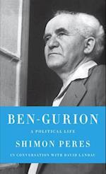Ben-Gurion af David Landau, Shimon Peres