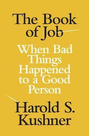 Bog, hardback The Book of Job af Harold S Kushner