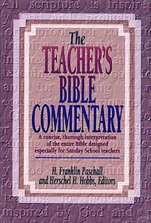 Teachers Bible Commentary