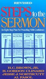 Steps to the Sermon af Brown