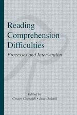 Reading Comprehension Difficulties