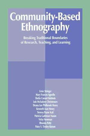 Community-Based Ethnography