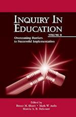 Inquiry in Education (Educational Psychology Series)
