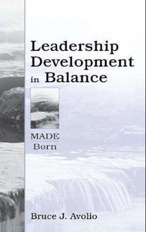 Leadership Development in Balance