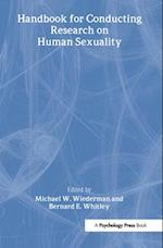 Handbook for Conducting Research C