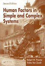 Human Factors in Simple and Complex Systems af Robert W Proctor, Trisha Van Zandt