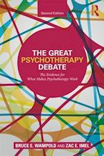 Great Psychotherapy Debate (Counseling and Psychotherapy)