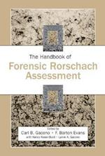 The Handbook of Forensic Rorschach Assessment (Personality & Clinical Psychology)