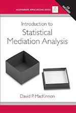 Introduction to Statistical Mediation Analysis (MULTIVARIATE APPLICATIONS SERIES)