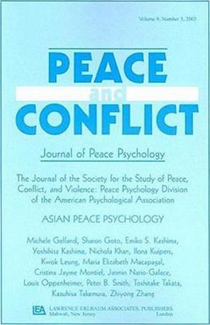 Asian Peace Psychology