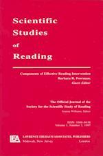 Components of Effective Reading Intervention af Barbara R. Foorman
